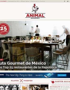 Animal Gourmet